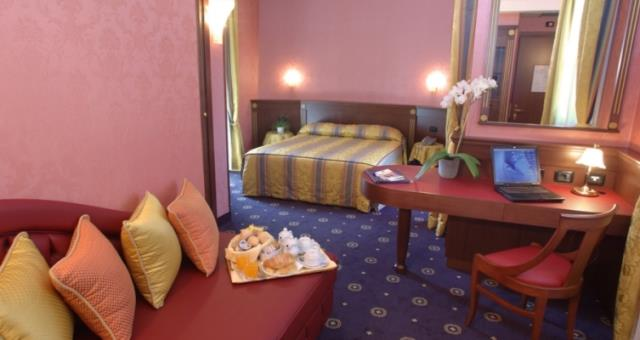 Visit Bologna and stay at the Best Western City Hotel