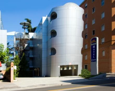 Book at Best Western City Hotel: your unforgetable stay in Bologna